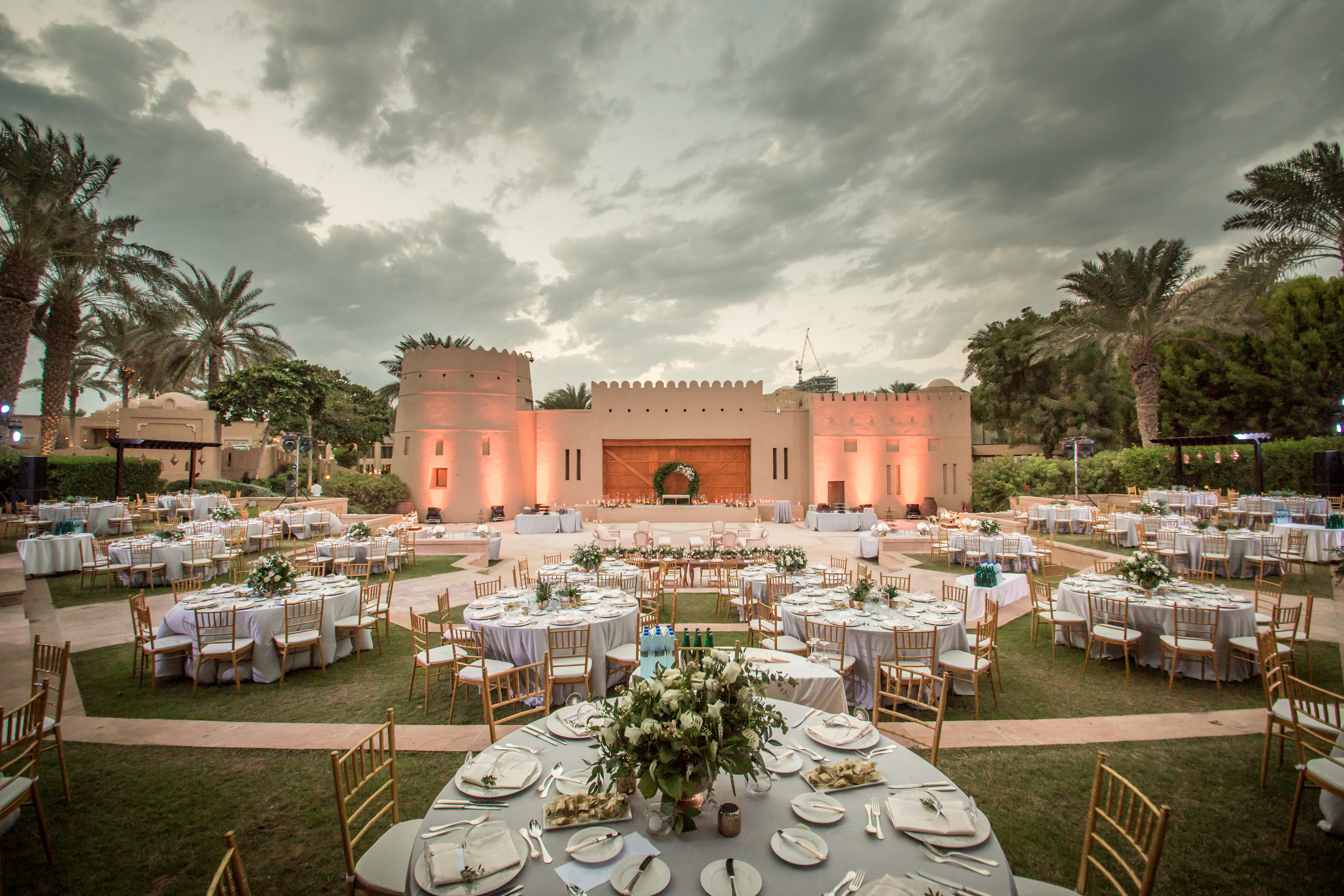 One and Only Royal Mirage Wedding