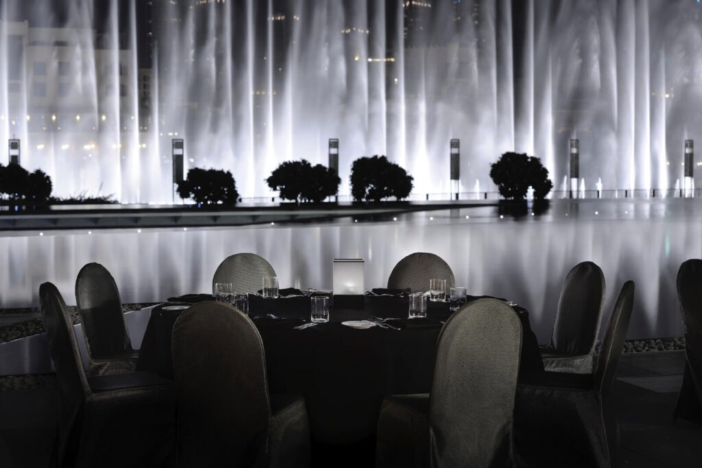 Armani Hotel Dubai – A Stunning Dubai Wedding Venue.