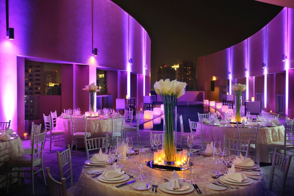 Dubai wedding venue – Address Dubai Marina – Find out more here!