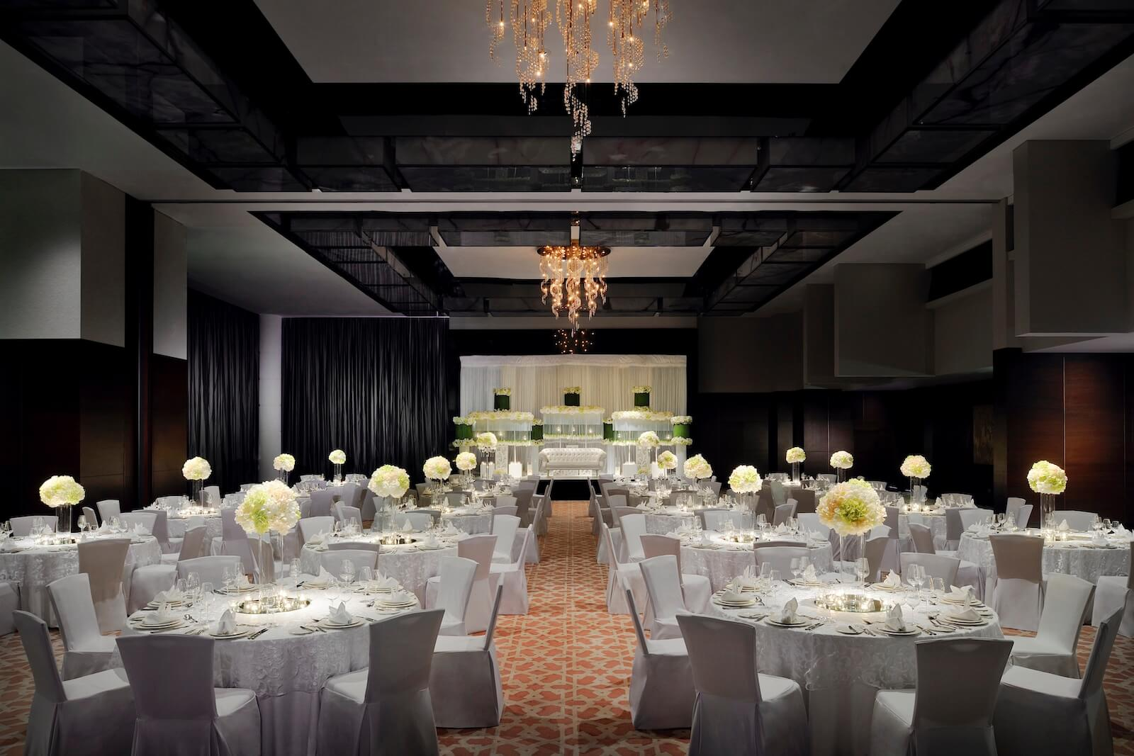 ADDRESS DUBAI MARINA - DUBAI WEDDING VENUE