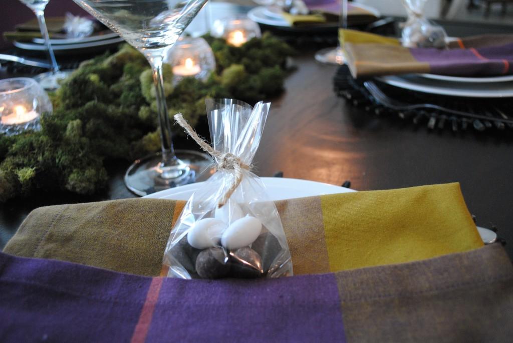 My Alternative To Flowers Diy Table Decor