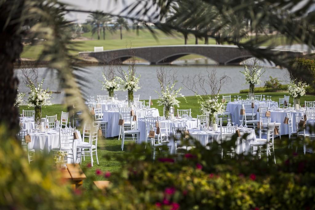 oh hey pretty venue – The Address Montgomerie Dubai