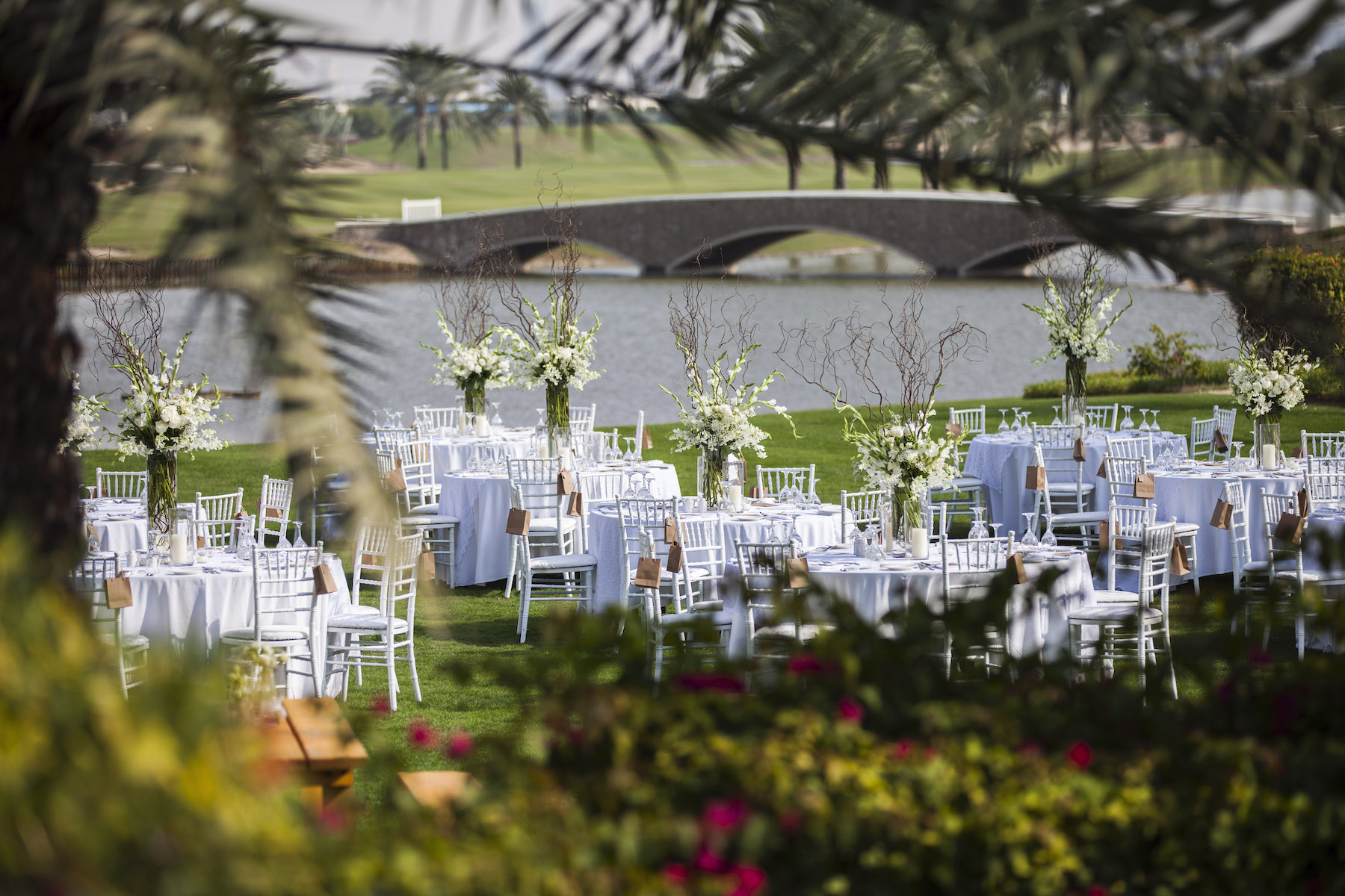 oh hey pretty venue – The Address Montgomerie Dubai