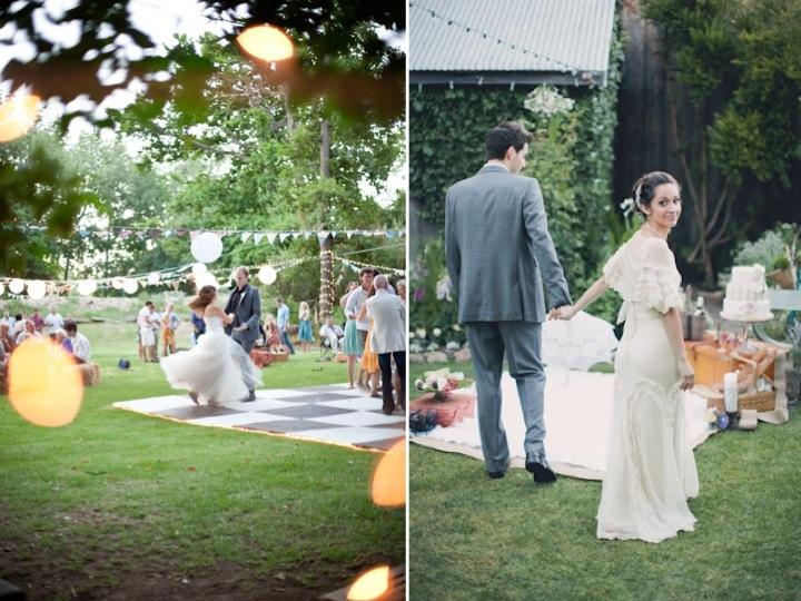 Picnic Themed Wedding Inspiration
