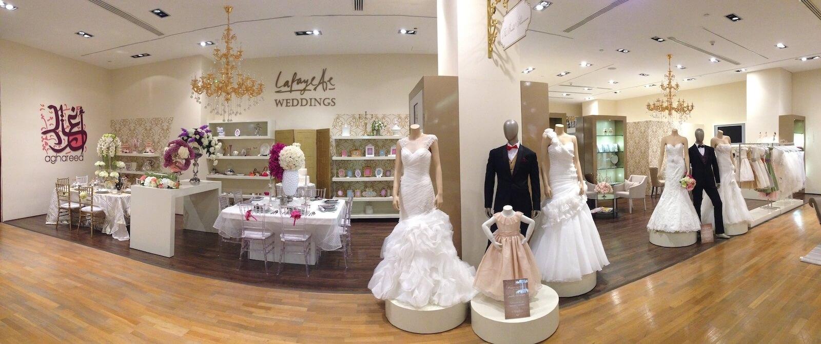Wedding Gowns In Dubai Mall | Wedding