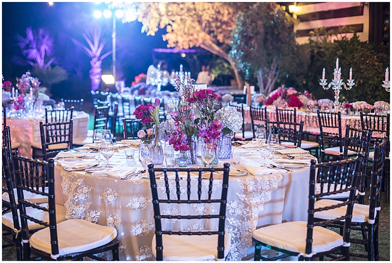 Dot The I S Weddign Events A Wedding At Desert Palm Hotel