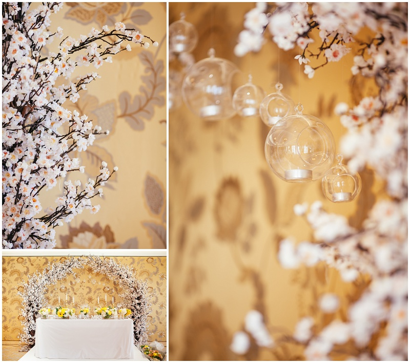 Vintage Bloom - Yellow and White Floral Inspiration - Dubai wedding vendors