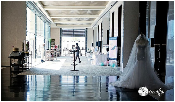 Park Hyatt Abu Dhabi - Wedding Showcase - Goldfish Photography & Video