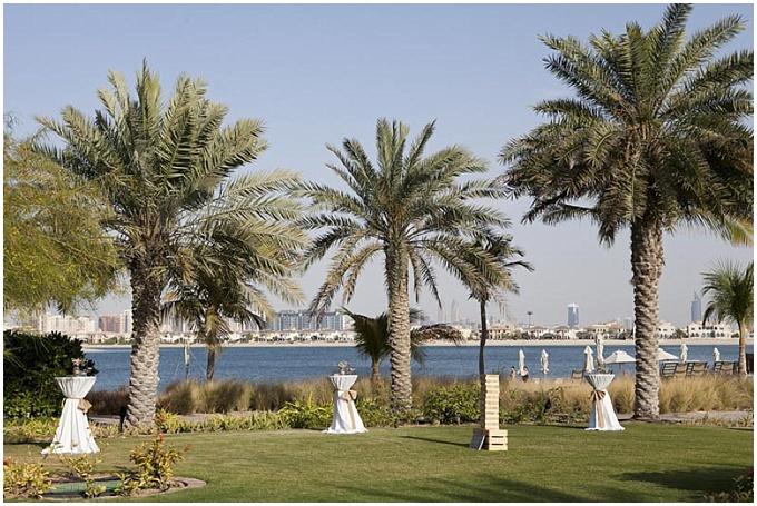 A sneak peek at Cara & Ross's rustic vintage wedding on The Palm Jumeirah.