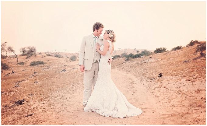 Banyan Tree Wedding - Desert Inspired Styling