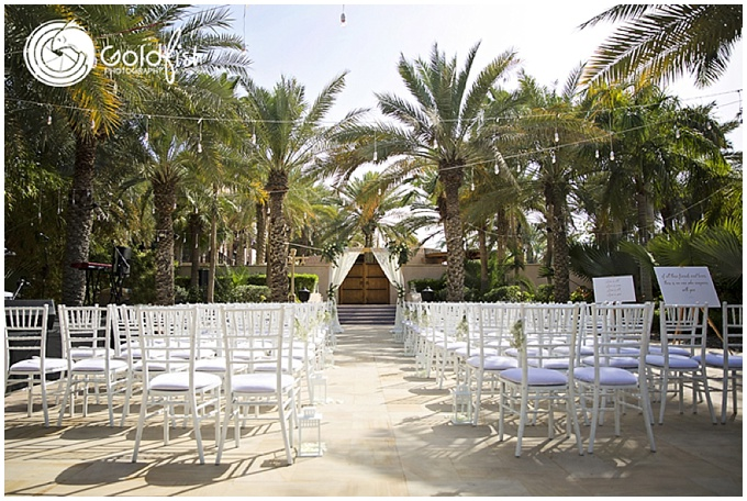 Reem & David's Al Qasr Wedding…