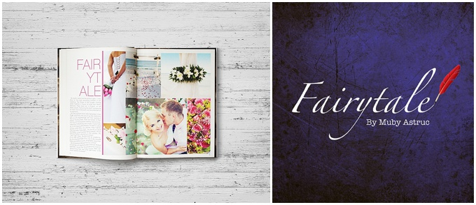 Fairytale by Muby Astruc™ Bespoke coffee-table-novels™