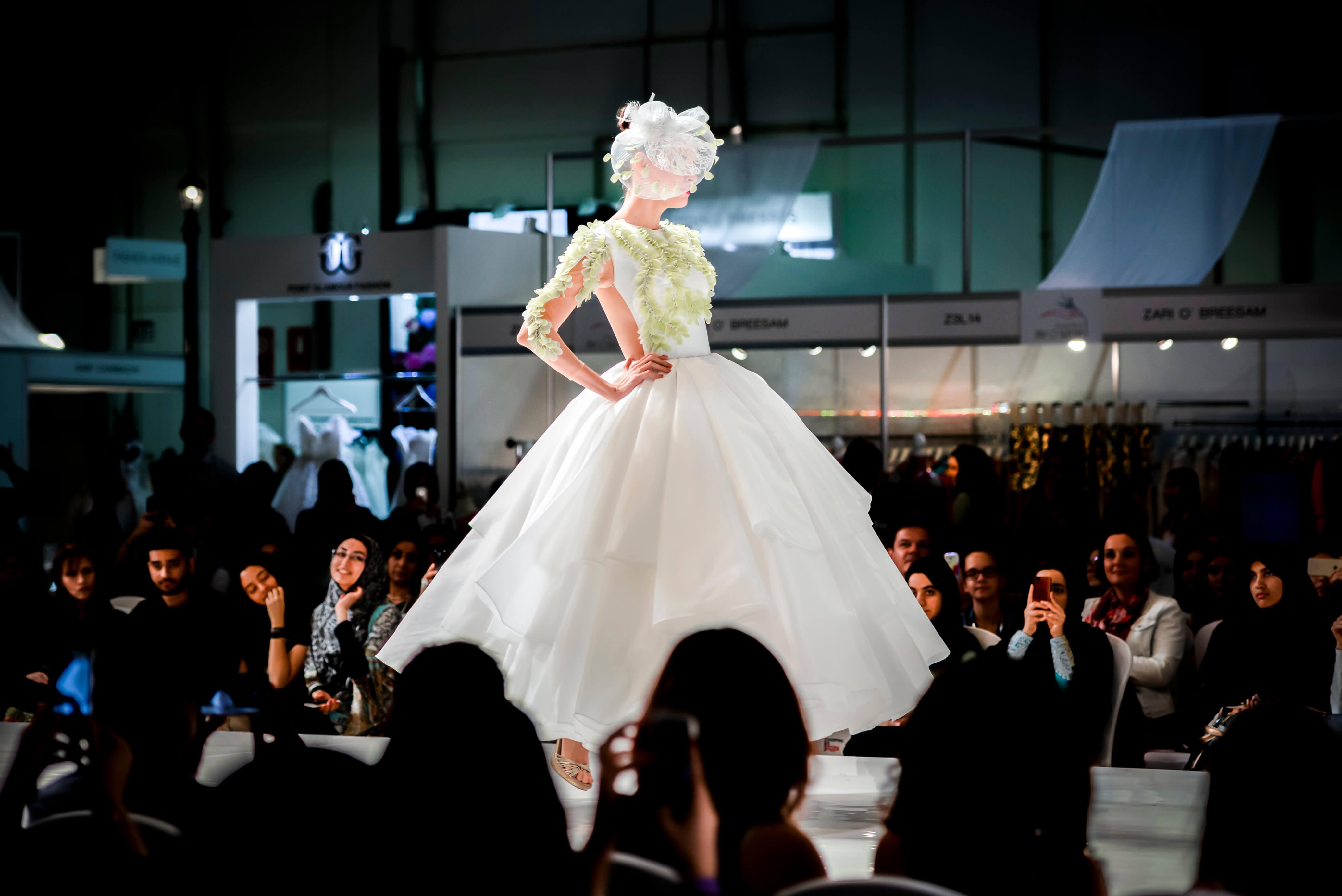 The Bride Show starts tomorrow!