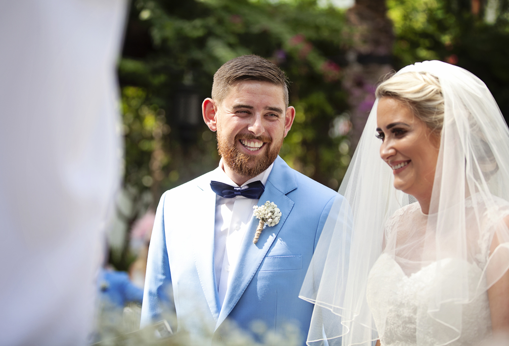 Real Wedding: Sophie and John at the Park Hyatt, Dubai Creek {Goldfish Photography and Video}