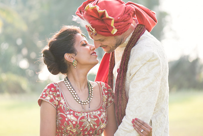 The coolest wedding in Goa – {Bernie + Bindi Photography}