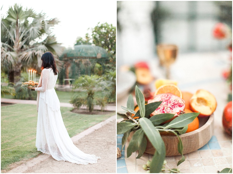 Styled Shoot – Pretty florals, a table for two + a horse.