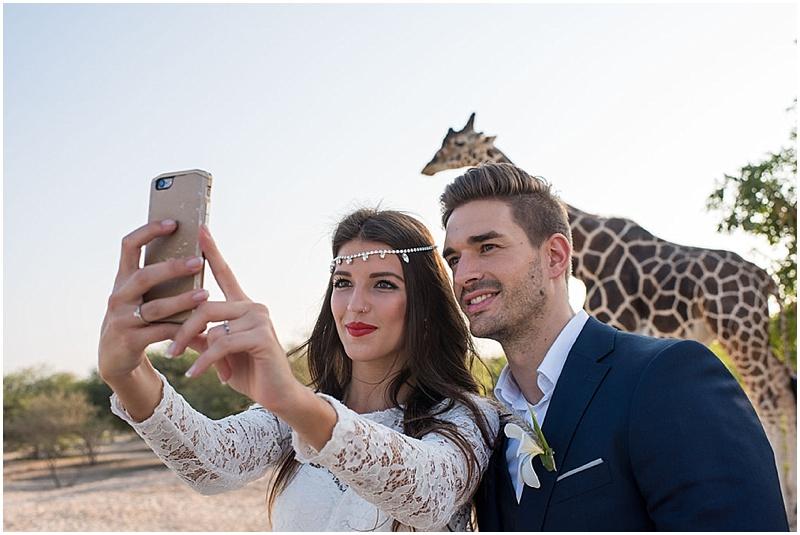 Safari Styled Shoot at Sir Ban Yas Island by The Wedding Haven