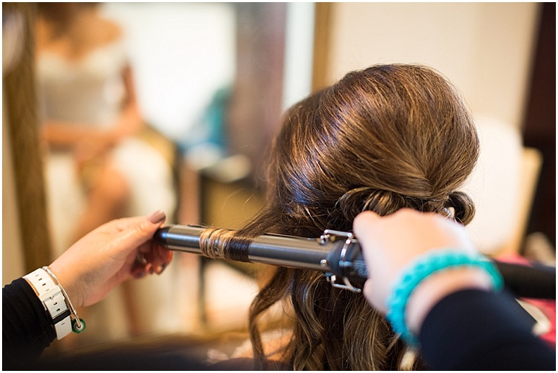 Wedding Hair by Be Bar {For brides who want affordable and lovely hair styling in Dubai}