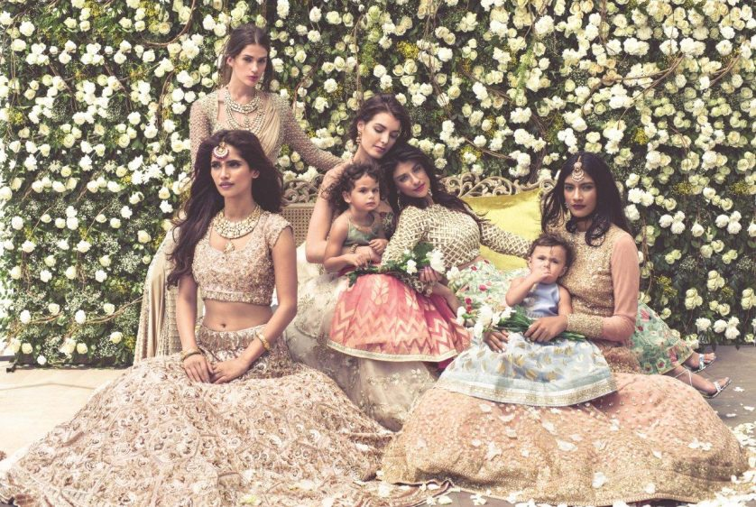 All you need to know about The Vogue Wedding Show in India. 4th to 6th August!