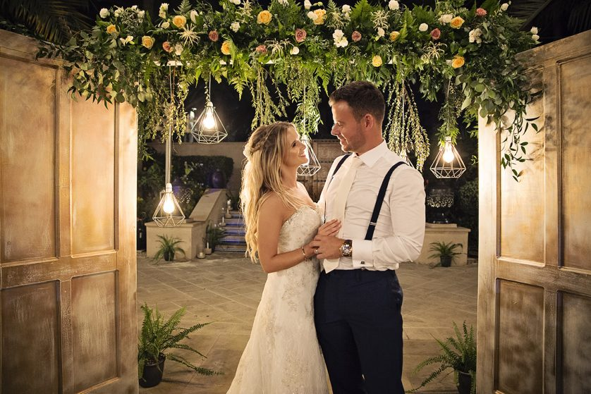TEGAN + IAN'S WEDDING AT MAGNOLIA, AL QASR DUBAI