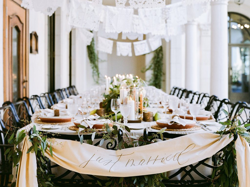 Spanish styled shoot by The Purple Chair and Maria Sundin.